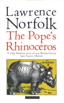 The Pope's Rhinoceros, Paperback Book