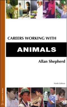 Careers Working with Animals, Paperback Book