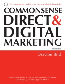 Commonsense Direct and Digital Marketing, Paperback Book
