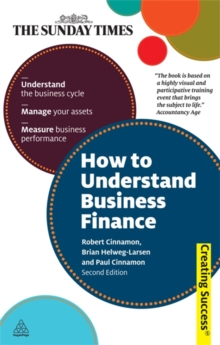 How to Understand Business Finance, Paperback Book