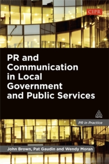 PR and Communication in Local Government and Public Services, Paperback Book
