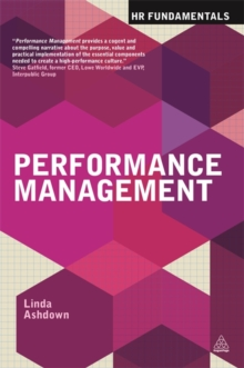 Performance Management, Paperback Book