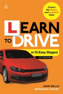 Learn to Drive in 10 Easy Stages, Paperback Book