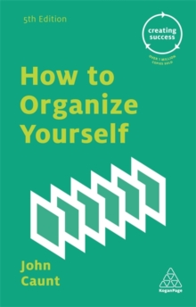 How to Organize Yourself, Paperback Book