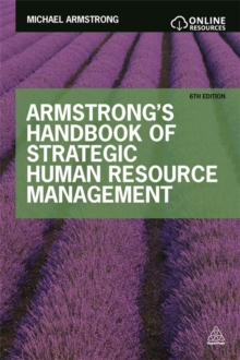 Armstrong's Handbook of Strategic Human Resource Management, Paperback / softback Book