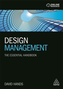 Design Management : The Essential Handbook, Paperback Book