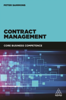 Contract Management : Core Business Competence, EPUB eBook