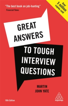 Great Answers to Tough Interview Questions, Paperback Book