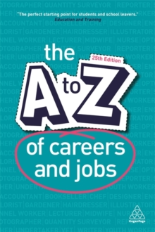 The A-Z of Careers and Jobs, Paperback / softback Book