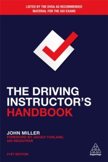 The Driving Instructor's Handbook, Paperback / softback Book
