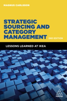 Strategic Sourcing and Category Management : Lessons Learned at IKEA, EPUB eBook
