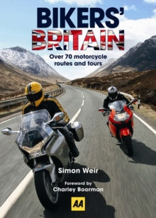 Bikers' Britain : Great Motorbike Rides, Spiral bound Book
