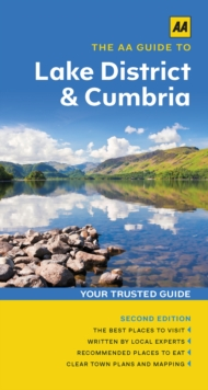 Lake District & Cumbria, Paperback Book
