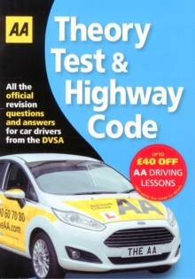 Theory Test & Highway Code, Paperback Book