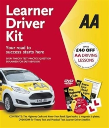 Learner Driver Kit, Mixed media product Book