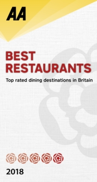 AA Best British Restaurants, Paperback / softback Book