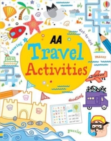 Travel Activities, Paperback / softback Book