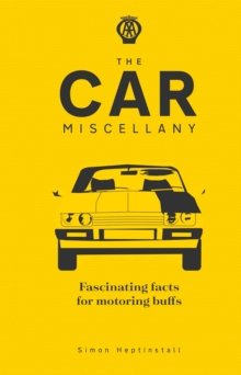 The Car Miscellany, Hardback Book