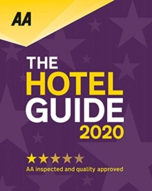 AA Hotel Guide 2020, Paperback / softback Book