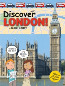 Discover London!, Paperback Book