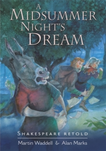 Shakespeare Retold: A Midsummer Night's Dream, Paperback Book