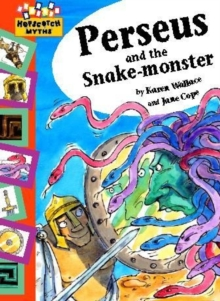 Hopscotch: Myths: Perseus and the Snake-haired Monster, Paperback Book