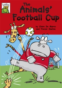 Leapfrog: The Animals' Football Cup, Paperback Book