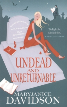 Undead And Unreturnable : Number 4 in series, Paperback Book