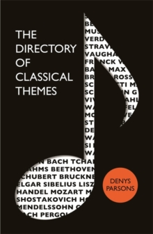 The Directory Of Classical Themes, Paperback / softback Book
