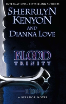 Blood Trinity : Number 1 in series, Paperback Book