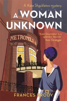 A Woman Unknown : Number 4 in series, Paperback / softback Book