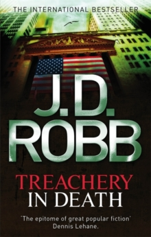 Treachery In Death : 32, Paperback Book
