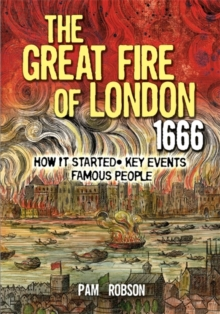 All About: The Great Fire Of London 1666, Paperback Book