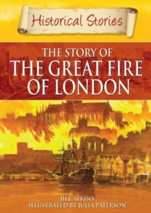 Historical Stories: Great Fire of London, Paperback / softback Book