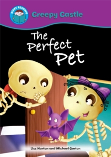 Start Reading: Creepy Castle: The Perfect Pet, Paperback Book