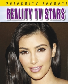 Celebrity Secrets: Reality TV Stars, Hardback Book