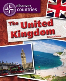 Discover Countries: United Kingdom, Paperback / softback Book