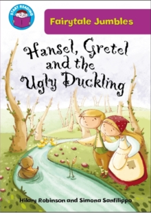 Hansel & Gretel and the Ugly Duckling, Paperback Book