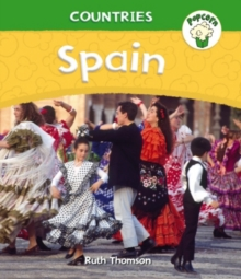 Popcorn: Countries: Spain, Paperback Book