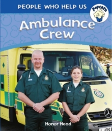 Popcorn: People Who Help Us: Ambulance Crew, Paperback Book