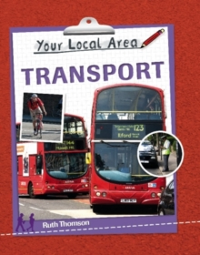 Your Local Area: Transport, Paperback Book