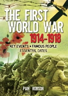 All About: The First World War 1914 - 1918, Paperback Book