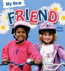 My New: Friend, Paperback / softback Book