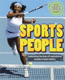 Black History Makers: Sports People, Paperback Book