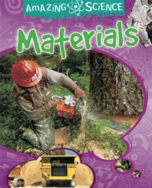 Amazing Science: Materials, Paperback Book