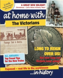 At Home With: The Victorians, Hardback Book