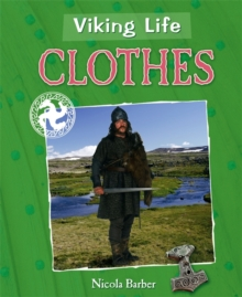 Viking Life: Clothes, Paperback Book