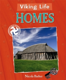 Viking Life: Homes, Paperback / softback Book