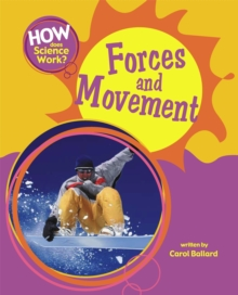 How Does Science Work?: Forces and Movement, Paperback / softback Book
