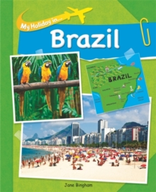 My Holiday In: Brazil, Paperback Book